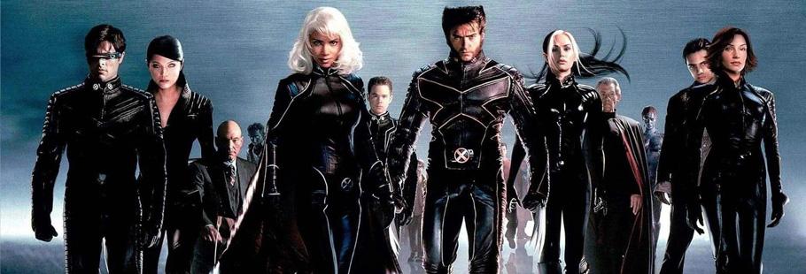 X战警系列4K电影合辑