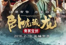 卧虎藏龙:青冥宝剑 Crouching Tiger, Hidden Dragon: Sword of Destiny (2016)